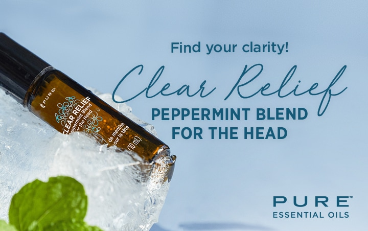 Pure Clear Relief Blend