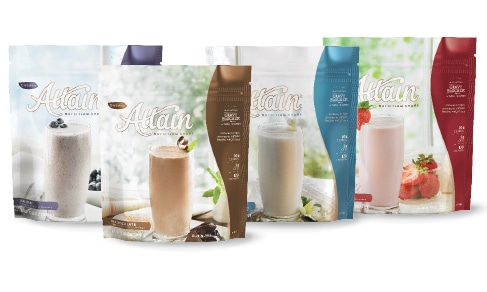 Attain Crave Blocker Shakes see a packaging redesign for 2015